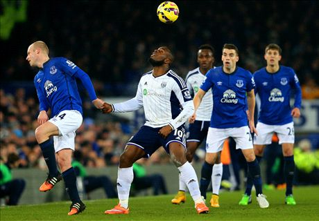 Player Ratings: Everton 0-0 West Brom