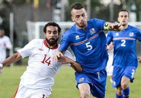 Canada 1-1 Iceland: Spot kicks