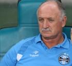 Felipão testa Grêmio sem Barcos