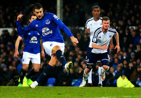 Premier League, 22ª - Pareggia l'Everton