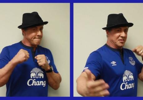 Everton, en la nueva peli de Rocky