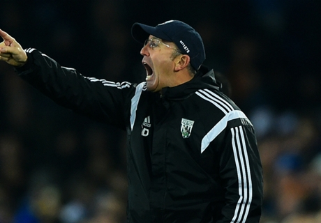 Pulis: West Brom lacked tempo