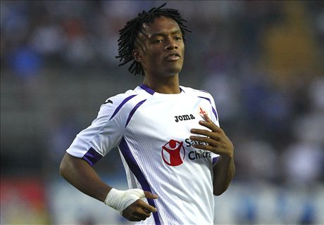 Chelsea agree deal to sign Cuadrado