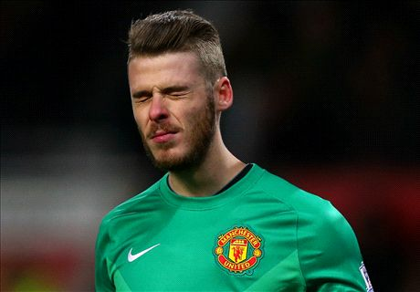 De Gea: LVG rift reports pure lies