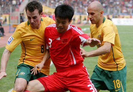 Flashback: The Socceroos vs China