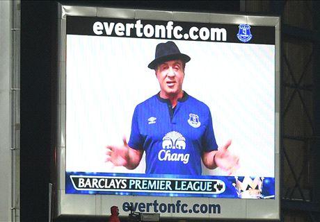 Everton, scena di 'Rocky VII' allo stadio