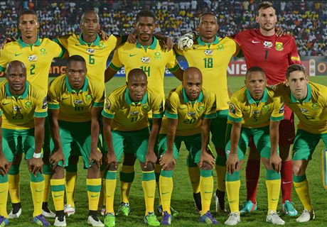 SA outplayed Afcon's best - Fernandez