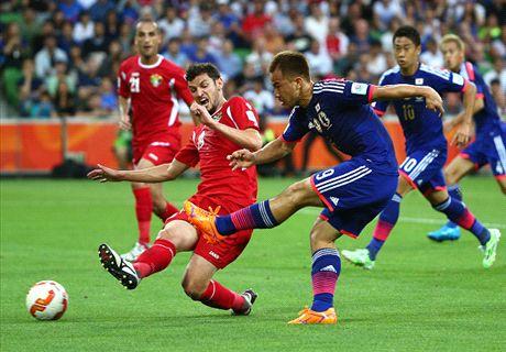 Report: Japan 2-0 Jordan