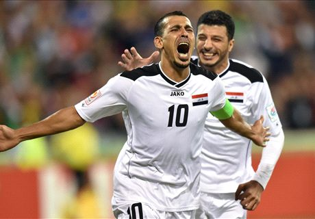 Report: Iraq 2-0 Palestine