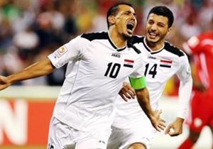 خط الهجوم | يونس محمود | منتخب العراق