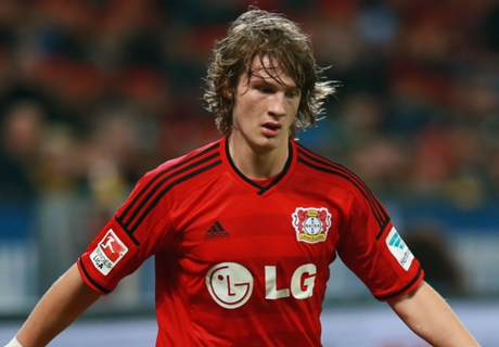 Jedvaj leaves Roma for Leverkusen