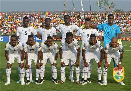 Preview: Ghana - Algeria