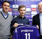Marin wechselt zum RSC Anderlecht