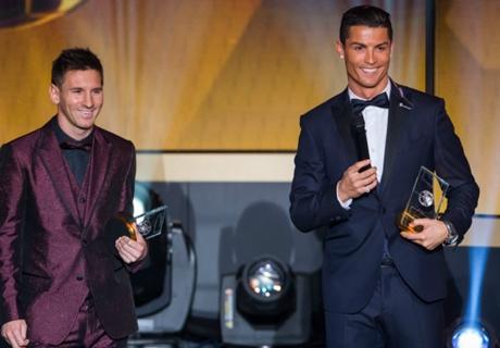 Ballon d'Or, Ronaldo :