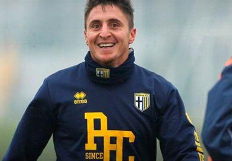 Cebolla Rodríguez llega a Parma