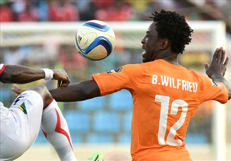VIDEO: Bony shows off skills at Afcon