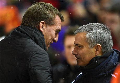Mourinho v Rodgers - a rollercoaster rivalry