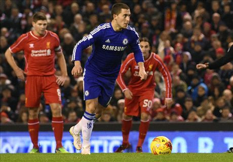 Classic Chelsea - Liverpool Cup clashes