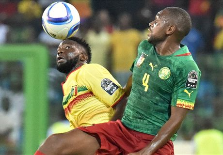 Player Ratings: Mali 1-1 Cameroon