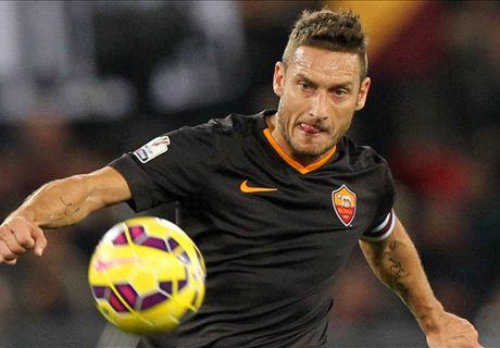 Totti: No anti-Garcia conspiracy