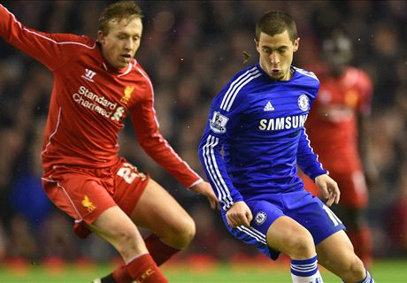 Le top des confrontations Chelsea-Liverpool