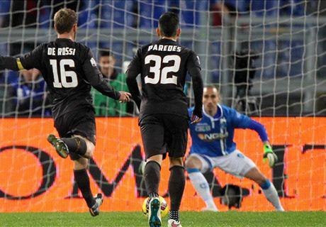 Match Report: Roma 2-1 Empoli (AET)