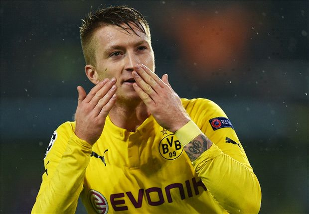 Marco Reus names his favourite ever player... and it's Tomas Rosicky!