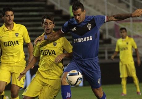 Boca y Vélez, por un lugar en la Copa