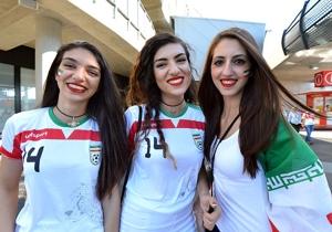สาวๆจากอิหร่าน น่ารัก สดใส สไตล์ตะวันออกกลาง