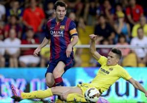 Acertado com o Arsenal, Gabriel foi um dos líderes da defesa do Villarreal. Em agosto, ele ajudou os espanhóis em uma dura batalha contra o Barcelona de Lionel Messi.