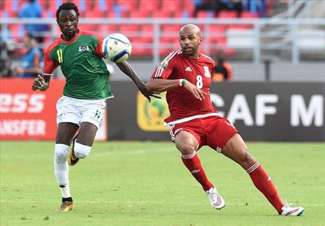 Ratings: E. Guinea 0-0 Burkina Faso