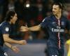 Cavani rejects Ibrahimovic rift talk