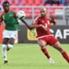 Guinea pasó a cuartos y se enfrentará con Ghana el domingo.