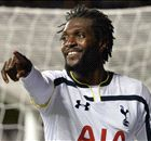 Pochettino right to keep faith in Adebayor