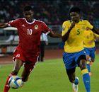 Gabon 0-1 Congo: Red Devils go top