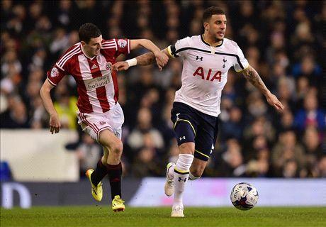 Player Ratings: Tottenham 1-0 Sheff Utd