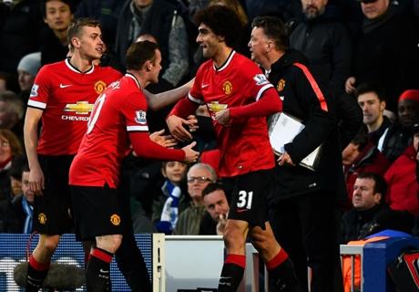 Manchester United Klub Terkaya Kedua
