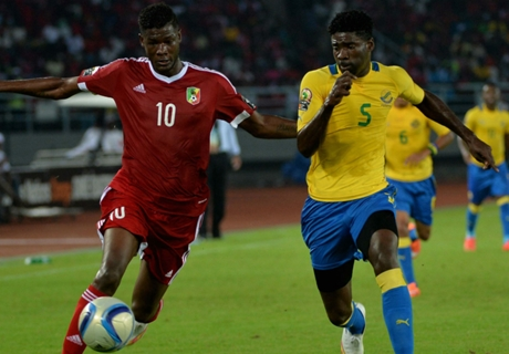 Player Ratings: Gabon 0-1 Congo
