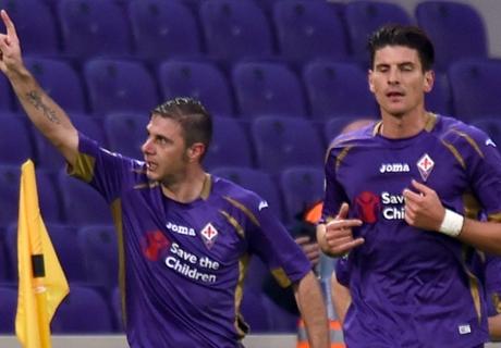 Résumé de match, Fiorentina-Atalanta (3-1)