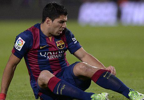 Suarez struggling to justify €81m fee
