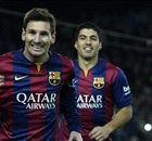 Barça na frente