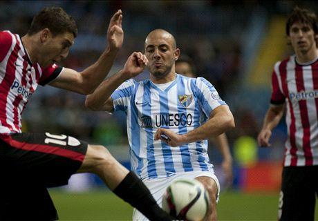 Las curiosidades del Athletic - Málaga