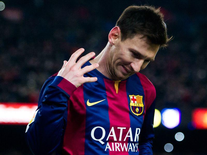 Mathieu confirms Messi-Luis Enrique training row