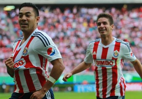 Copa Mx: Chivas 2-2 Dorados