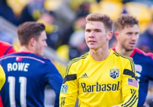 Will Trapp Columbus Crew 11012014