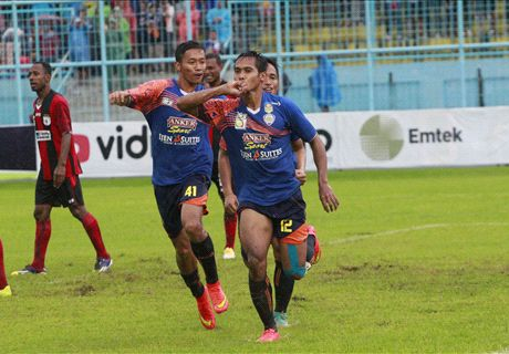 Lawan Sriwijaya FC, Arema Simpan Tenaga