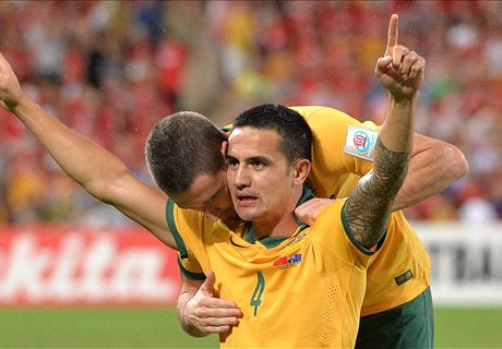 Cahill 'proved Australia critics wrong'