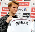 'Don't compare Odegaard to Messi'