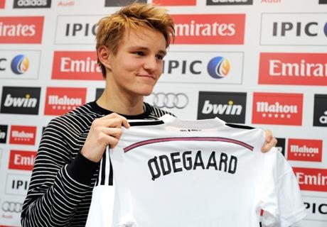 Uang Tak Jadi Alasan Odegaard Ke Madrid