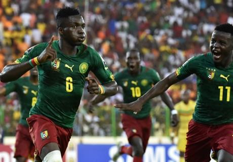 Moment Génial : Oyongo sauve les meubles pour le Cameroun